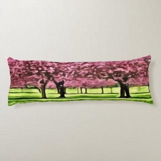 Sakura Tree Field Body Pillow