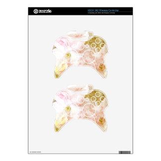 Sakura Tree Xbox 360 Controller Skin