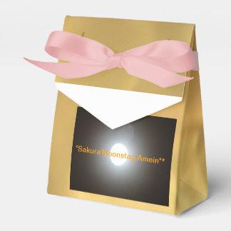 Sakura'Moonstag * Party Favor Boxes