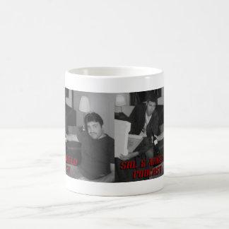 Sal & Angelo Podcast Mug