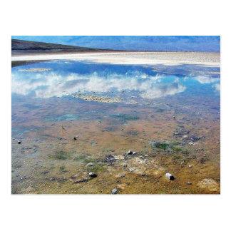 Sal de Death Valley Postales