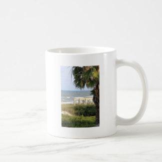 Sal de la sirena del mar del océano de San Blas de Tazas De Café