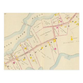 Sala 1, Nueva York de New Rochelle Postal