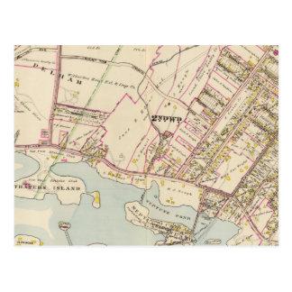 Sala 2, Nueva York de New Rochelle Postales