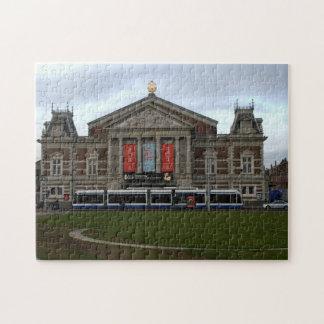 Sala de conciertos Amsterdam Puzzle