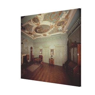 Sala de estar de James Gibbs del lugar de Henriett Lona Envuelta Para Galerias