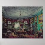 Sala de estar de la emperatriz Alexandra Impresiones