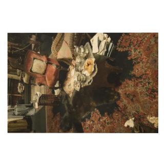 Sala de estar del Victorian Cuadros De Madera