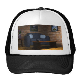 Sala de estar gorra