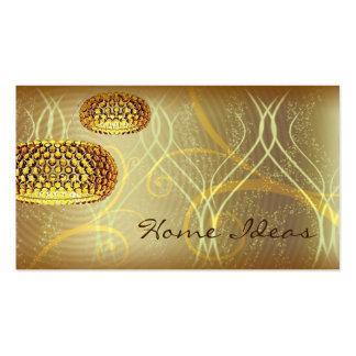 Sala de exposición de la iluminación/tarjeta de or tarjetas de visita