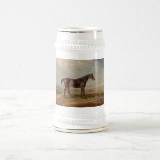 Sala de James - el Dr. Syntax, un caballo de carre Jarra De Cerveza