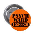 Sala de Psych Pin Redondo 5 Cm