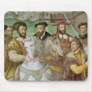 Sala dei Fasti Farnese Mouse Pad