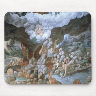 Sala dei Giganti (fresco) (see also 78482-88) Mouse Pad