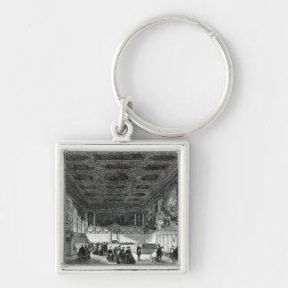 Sala del Maggior Consiglio Keychain