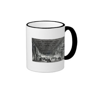 Sala del Maggior Consiglio Ringer Mug