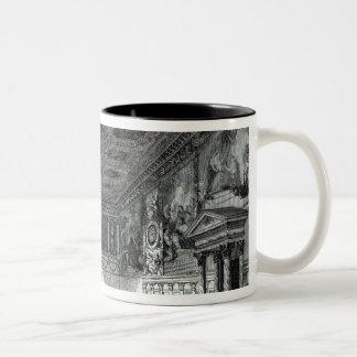 Sala del Maggior Consiglio Two-Tone Coffee Mug