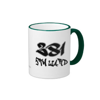 Sala del representante 5to (281) taza de café