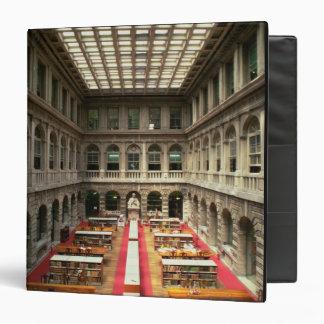 Sala di Lettura, built in 1537-88 (photo) 3 Ring Binder