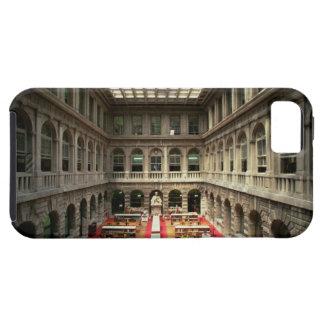 Sala di Lettura, built in 1537-88 (photo) iPhone SE/5/5s Case