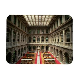 Sala di Lettura, built in 1537-88 (photo) Magnet