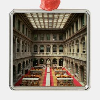Sala di Lettura, built in 1537-88 (photo) Metal Ornament