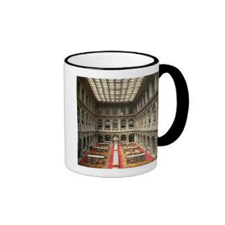 Sala di Lettura, built in 1537-88 (photo) Ringer Mug
