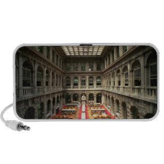 Sala di Lettura, built in 1537-88 (photo) Travelling Speaker