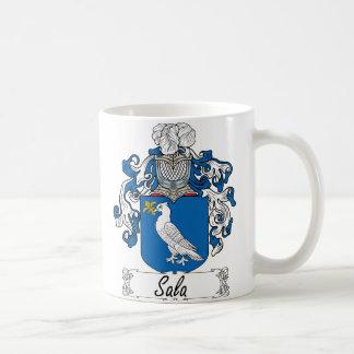 Sala Family Crest Coffee Mug