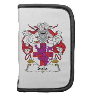 Sala Family Crest Planners