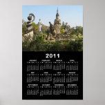 Sala Keo Kou 2011 Calendar ... Nong Khai, Thailand Posters