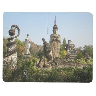 Sala Keo Kou, Nong Khai, Tailandia Cuaderno Grapado