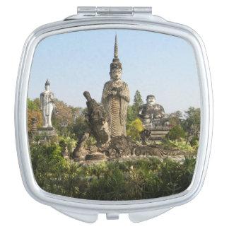 Sala Keo Kou, Nong Khai, Tailandia Espejos Compactos
