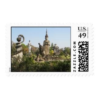 Sala Keo Kou, Nong Khai, Thailand Stamps