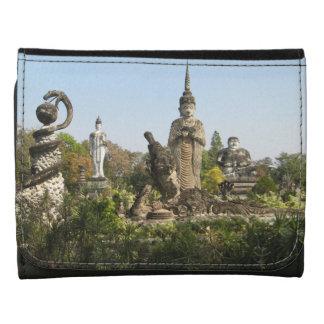 Sala Keo Kou, Nong Khai, Thailand Leather Wallet