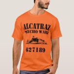 Sala psica de Alcatraz (personalizada) Playera