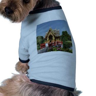 Sala tailandés en Tierpark Hagenbeck Hamburgo Alem Camiseta De Perro