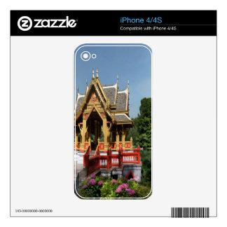 Sala Thai at Tierpark Hagenbeck Hamburg Germany Decals For iPhone 4S