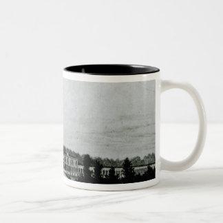 Sala', the country home near Parma Two-Tone Coffee Mug