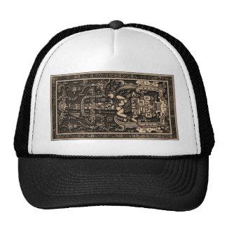 Sala Tumba de Pakal2 Trucker Hat