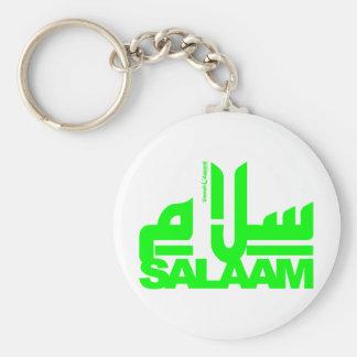 Salaam Keychain