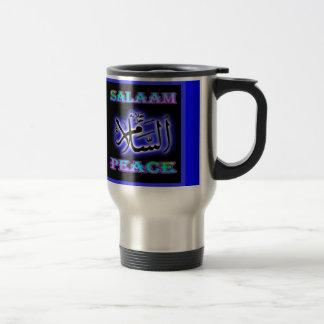Salaam Peace Travel Mug