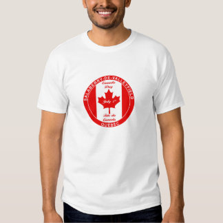 SALABERRY-DE-VALLEYFIELD CANADA DAY T-SHIRT
