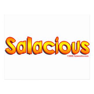 Salacious Postcard