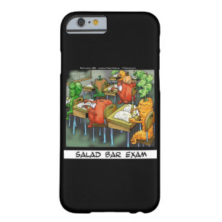 Salad Bar Exam Funny iPhone 6 Case