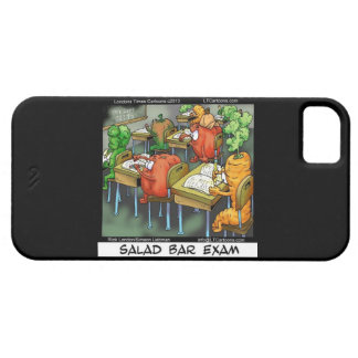 Salad Bar Exam Funny iPhone SE/5/5s Case