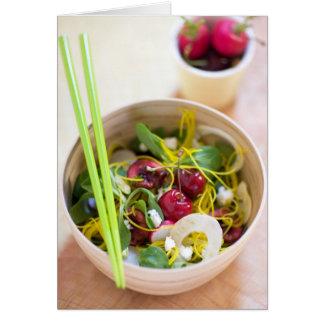 Salad Bowl Card