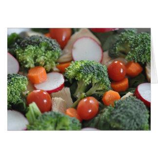 Salad Card
