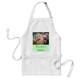 salad, Grandma's Kitchen Adult Apron