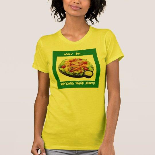 Salad Holiday Shirt